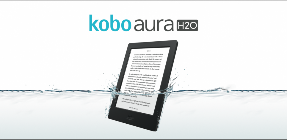 Waterproof E-Readers: A Comparison