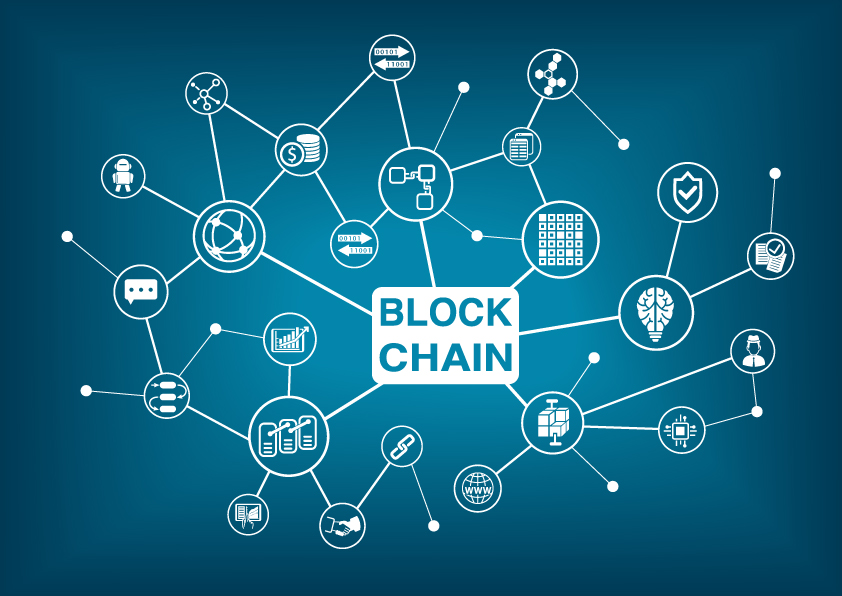 Tech Trends to Watch in 2018 - block chain